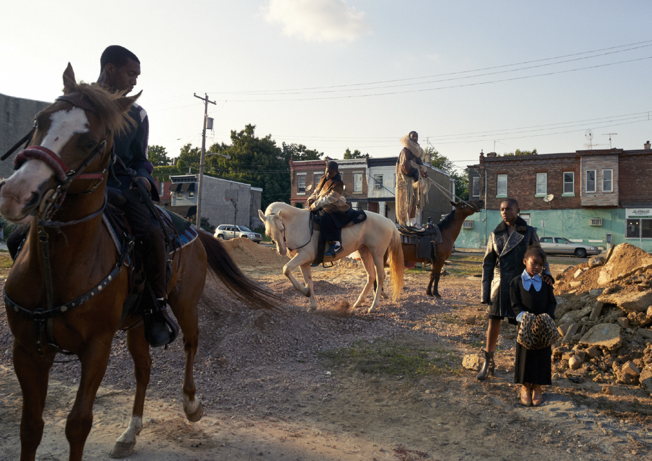 Fletcher Street Riding Club - © Amanda Camenisch