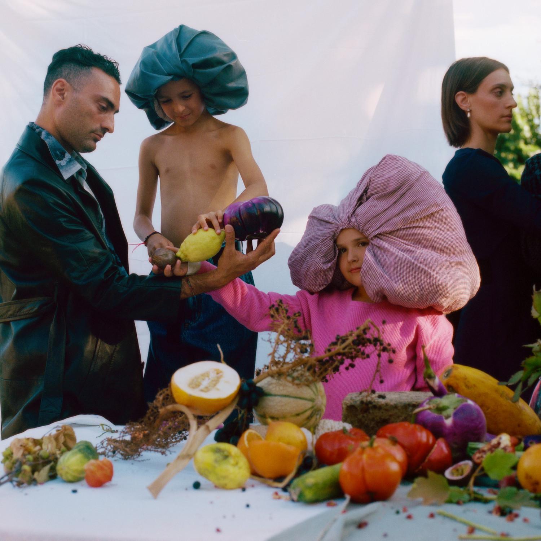 In Praise of the Fruit of Life - © Amanda Camenisch