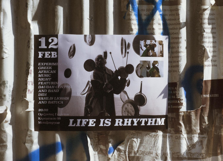 Rhythm Is Life - © Amanda Camenisch